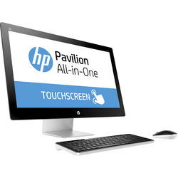 "HP 27"" Pavilion 27-n041 Multi-Touch All-in-One Desktop Computer"