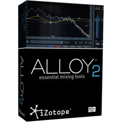 iZotope Alloy 2 - Essential Mixing Tools (Educational Download)