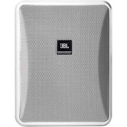 JBL Control 25-1 Compact Indoor/Outdoor Background/Foreground Speaker (Pair, White)