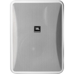 JBL Control 28-1 High Output Indoor/Outdoor Background/Foreground Speaker (Pair, White)
