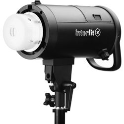 Interfit S1 500Ws HSS TTL Battery-Powered Monolight 2-Light Kit