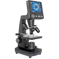 "BRESSER Microscope with 3.5"" LCD Display"