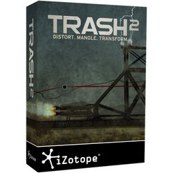 iZotope Trash 2 - Distortion Software (Educational Download)