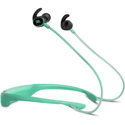 JBL Reflect Response Touch-Control Bluetooth In-Ear Headphones (Teal)