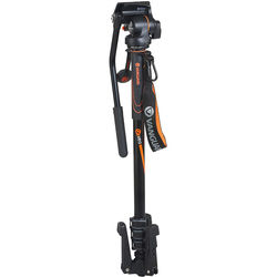Vanguard VEO AM-264TV 4-Section Aluminum Monopod with 2-Way Pan Head