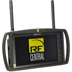 RF CENTRAL Handheld Monitor COFDM HD Diversity Receiver