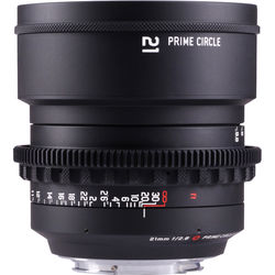 LOCKCIRCLE PRIME CIRCLE XE 21mm f/2.8 Lens (EF Mount, Marked in Feet)