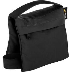 Impact Filled Saddle Sandbag (5 lb, Black)