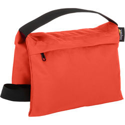 Impact Saddle Sandbag (15 lb, Orange)