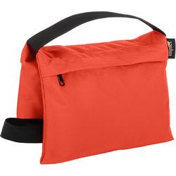 Impact Saddle Sandbag (15 lb, Orange)
