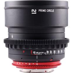 LOCKCIRCLE PRIME CIRCLE XM 21mm f/2.8 Lens (EF Mount, Marked in Feet)