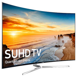 "Samsung KS9500-Series 65""-Class SUHD Smart Curved LED TV"