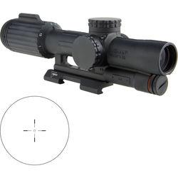 Trijicon 1-6x24 VCOG Riflescope (Green Horseshoe Dot .308/175 Reticle, Quick Release Mount)