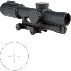 Trijicon 1-6x24 VCOG Riflescope (Green Segmented Circle .308/175 Reticle, Thumbscrew Mount)