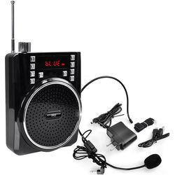 Pyle Pro Portable Bluetooth Radio & PA Speaker System