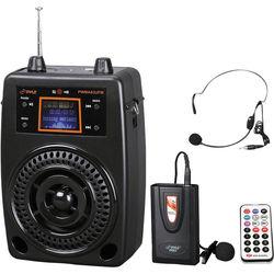 Pyle Pro PWMA83UFM 100 W Portable PA System
