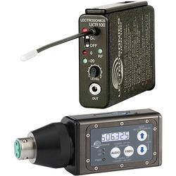 Lectrosonics 100 Series Wireless UHF Plug-in Mic System (B1: 537.600 to 614.375 MHz)
