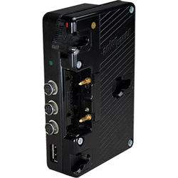 Ambient Recording ABPAK External Power Supply Distribution Anton Bauer Battery Mount to Five 4-Pin Hirose Outputs