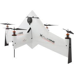 Xcraft X PlusOne Platinum Quadcopter (White)