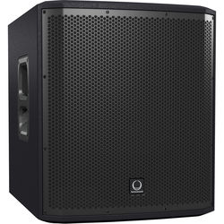 """Turbosound iNSPIRE 1000W Powered 12"""" Subwoofer with Dual Amplifier"""