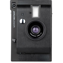 Lomography Lomo Instant Camera (Black)