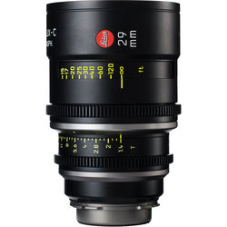 Leica 29mm T1.4 Summilux-C Lens (PL Mount, Marked in Feet)