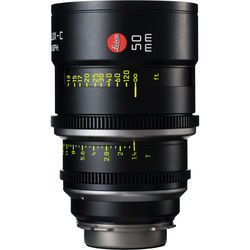 Leica 50mm T1.4 Summilux-C Lens (PL Mount, Marked in Feet)