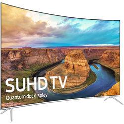"Samsung KS8500-Series 55""-Class SUHD Smart Curved LED TV"