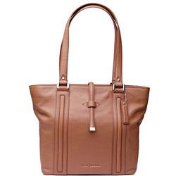 Kelly Moore Bag Evangeline Shoulder Bag (Tan)
