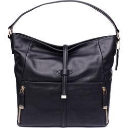 Kelly Moore Bag Westminster Hobo Shoulder Bag (Midnight)