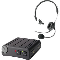Telex BP-1002 Single-Channel Beltpack and PH-88 Headset Kit