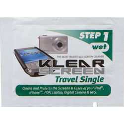 Klear Screen DTS Bulk Dell Travel Singles (100 Pack)