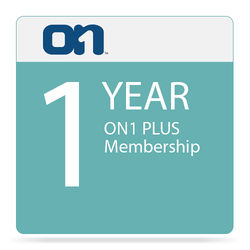 onOne Software ON1 Plus (1-Year Membership, Download)