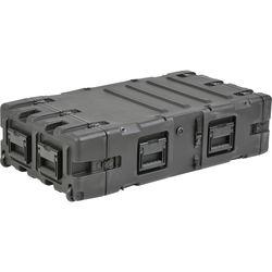 """SKB Transport Case for 4 RU 24"""" Deep Static Shock Rack"""