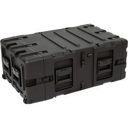 """SKB Transport Case for 5 RU 24"""" Deep Static Shock Rack"""