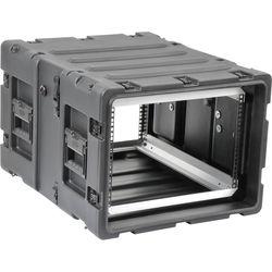 """SKB Transport Case for 7 RU 24"""" Deep Static Shock Rack"""