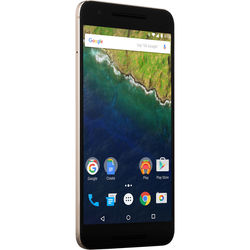 Huawei Google Nexus 6P H1511 64GB Smartphone (Unlocked, Gold)