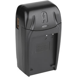 Watson Compact AC/DC Charger Kit with Battery Adapter Plate for DMW-BCH7 Battery