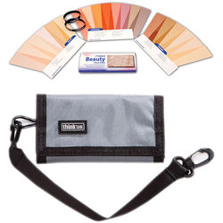 "Rosco Beauty Flash Pack Kit with Gel Walet (1.5 x 5.5"")"