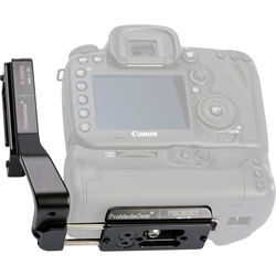 ProMediaGear L-Bracket for Canon 7D Mark II & BG-E16 Battery Grip
