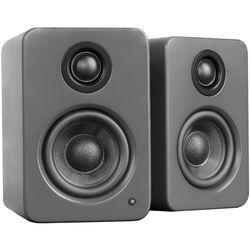 Kanto Living YU2 Powered Desktop Speakers (Matte Gray)