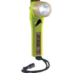 Pelican 3610 Little Ed LED Flashlight (Yellow with Photoluminescent Shroud)