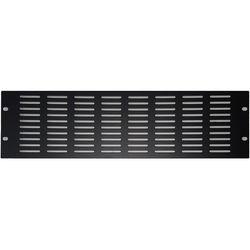 Odyssey Innovative Designs 3 RU Rackmount Slotted Vent Panel