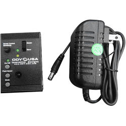 Odyssey Innovative Designs Series II Control Box with Power Adapter for Flight FX LED Cases