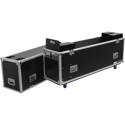 "Odyssey Innovative Designs Flight Zone 60-65"" Flat-Screen Monitor Case with Wheels"