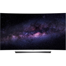 "LG C6P-Series 65""-Class 4K Smart Curved 3D OLED TV"