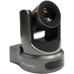PTZOptics 20x-SDI Gen2 Live Streaming Camera (Gray)