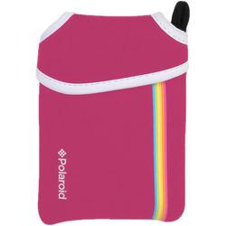 Polaroid ZIP Instant Digital Camera Neoprene Pouch (Pink)