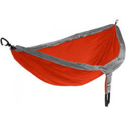 Eagles Nest Outfitters 2-Person DoubleNest Hammock (Orange/Gray)