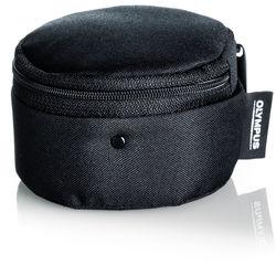 Olympus Extra Small Barrel Style Lens Case for m.Zuiko Digital Lenses (Black)